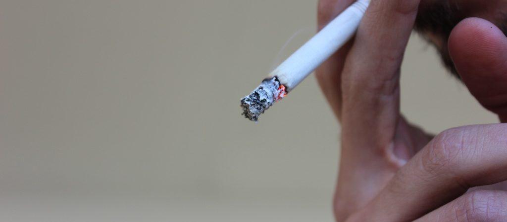 dépendant au tabac